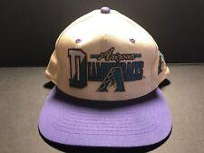 vintage arizona diamondbacks snapback, VERY REAR!