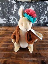 """My First Benjamin Bunny Eden Beatrix Potter Plus Rabbit 8"""""""
