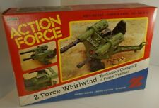 Action Man Action Force G I JOE Z-Force Z-Force Whirlwind Cannon MIB