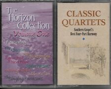 """""""CLASSIC QUARTETS"""" & """"THE HORIZON COLLECTION"""".....BRAND NEW & LIKE NEW CASSETTES"""