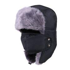 0415ccf15608fe 2016 Men Women Winter Russian Hat Trooper Snow Ski Ushanka Waterproof Warm  Hat