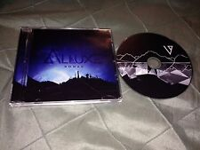 """ALLUXE Nomad - 2012 Electronic Creatives - RARE CD - 11 tracks """"Hear My Call"""""""