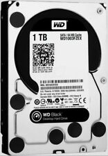 "WD Black 1 TB 3.5"" Sata Pc De Escritorio Disco Duro Interno CCTV DVR Imac"