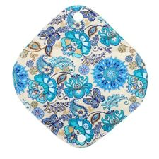 Extra Small Panty Liner Bamboo Charcoal Mama Cloth Menstrual Pad Butterfly 7in