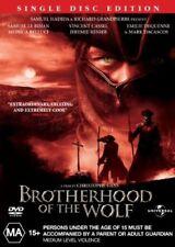 Brotherhood Of The Wolf (DVD, 2004)