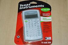 Calculatrice Ti 30X IIB - Texas instruments Graphique 30 X II B - Neuve en boîte