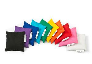 Cornhole-Freizeit-Bag Set - 8 Bags in verschiedenen Farben erhältlich