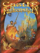 Castle Falkenstein-aventura-steampunk-escamoteó! - Truant-nuevo