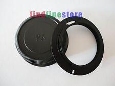 5pcs M42 Lens to Pentax PK adapter + CAP K-5 K-M K-7 K-X K2000 K20D wholesale 5x