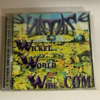 NATAS Wicket world wide CD ICP insane clown posse twiztid esham TVT *RARE*