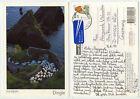 48836 - Dunquin, Dingle - Schafherde - Ansichtskarte, gelaufen 3.8.1999