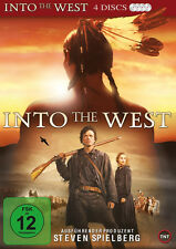 4 DVDs * INTO THE WEST ~ STEVEN SPIELBERG ~ MB # NEU OVP +