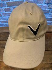 CALLAWAY Golf Tek Flex Fitted Adult Cap Hat