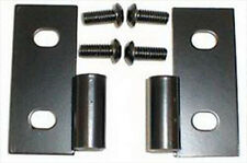 Rugged Ridge Lower Door Hinges PAIR Jeep CJ & Wrangler YJ TJ 76-06 (11202.03)