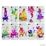 Disney Gel Case for Apple iPhone 5 5s SE Screen Protector Silicone Cover