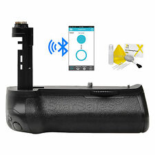 Vivitar BG-E16 Bluetooth Battery Grip for Canon 7DMII + Deluxe Cleaning Kit
