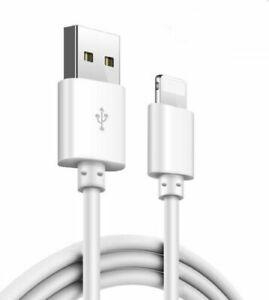 USB Cable For Original Genuine OEM Apple iPhone X 8 7 6 S Plus Charger