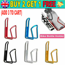 Aluminum Alloy Water Bottle Holder Sports Bike Bicycle Cycling Drink Rack CageCW