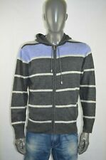Brother-F men multicolored wool blend cardigan size XL, VGC