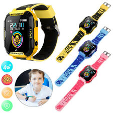 Kids Smart Watch Anti-lost GPS Wifi 4G SIM Call SOS Camera Phone Watch for Child