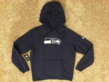 $70 Nike Men's Seattle Seahawks Hooded Sweatshirt Hoodie NFL Team Apparel M or L