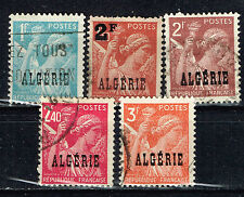 Algeria French Colony classic stamps 1901