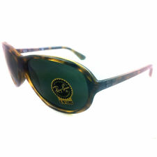 Ray-Ban Plastic Oval Sunglasses for Women