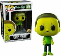 DRAGONBALL POP! ANIMATION VINYL FIGURE - RICK AND MORTY