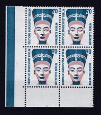 Berlin 1988 SWK postfrisch VB unten links MiNr. 814  Nofretete-Büste, Berlin