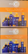 ITS A 10 KERATIN COLLECTION SAMPLE X2