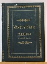 Lithograph Antique (Pre-1900) Vanity Fair Art Prints