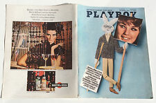 COUVERTURE SEULE / COVER ONLY # PLAYBOY US # 09/1966 #