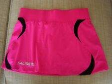 SALMING SQUASH SKIRT/SKORT -  SIZE SMALL - KNOCKOUT PINK - NEW