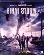 """BLU-RAY """"Final Storm""""  (Le Déluge N'Etait Que Le Commencement) Neuf Sous Blister"""
