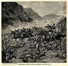 1914 Kampf in Galizien * Vertreibung der Russen aus Maramoros-Sziget *  WW1