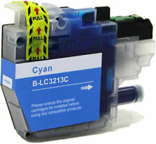 Cartucho compatible Brother Lc3213c 400pg cian