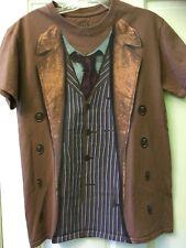Doctor Who Tuxedo T Shirt Men's Small
