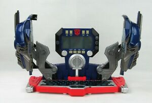 Hasbro Transformers Optimus Prime Electronic Learning Laptop 2007 Watch Video!