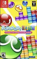 Puyo Puyo Tetris - Nintendo Switch Brand New Sealed