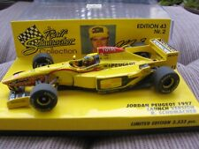 RSC Schumacher F1 Jordan 196/197 LAUNCH VERSION 3333 LIMITED 1:43 MINICHAMPS OVP