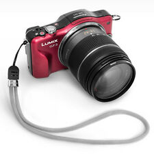 WRIST WOOL STRAP V2 (GRAY) Camera Holder for Samsung Fuji Pentax Leica i