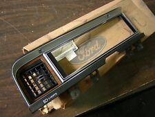 NOS OEM Ford 1980 Thunderbird + Cougar Dash Instrument Cluster Bezel Trim