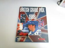 British Grand Prix at Silverstone, 1996, Hallbery Andy | Hardcover Book
