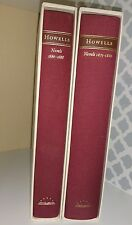 LIBRARY OF AMERICA William Dean Howells: Seven Novels 1875–1888 2 Volumes