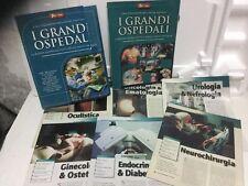 PANORAMA - I GRANDI OSPEDALI - 7 INSERTI DAL GIORNALE E RACCOGLITORE