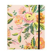 Rifle Paper Co. - 2016 - 2017 Jardin de Paris Planner - 17 Mo. Agenda - LAST 4