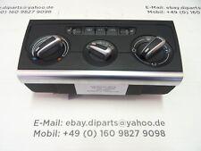 Audi Q3 8U Klimabedienteil Klimaanlage Klima Climatronic Bedienteil 8U0820047E