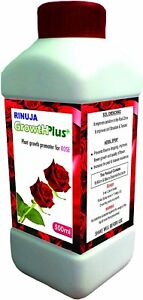 Complete Rose Plant Care 100% Quality Guarantee Organic liquuid fertilizer 500ml