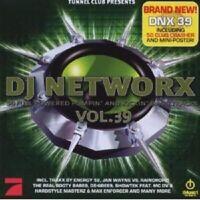 DJ NETWORX VOL.39 2 CD NEUWARE MIT AXEL COON, DJ FAIT , EMPYRE ONE UVM.