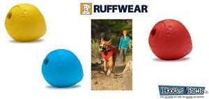 Ruffwear Gear Turnup High-Floating Rubber Throw Treat Dispensing Dog Pet Toy